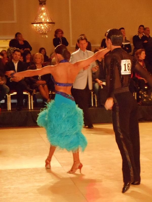 Cha Cha Dance International Latin Championships - IDSF 2010, New York